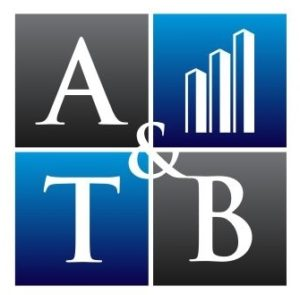The Accounting & Tax Brokerage logo in a square shape