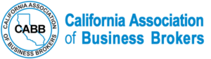 The logo of the California Association of Business Brokers.