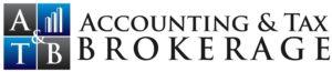 The logo of Accounting & Tax Brokerage.